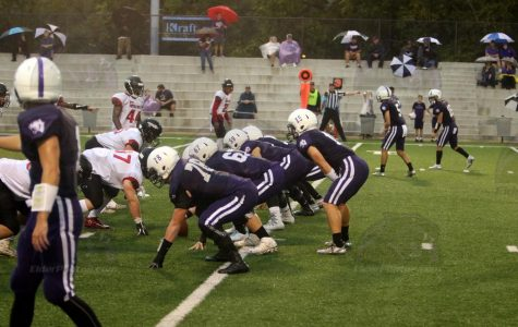 The frightening Panther offensive line