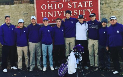 Elder Golf ready for postseason run