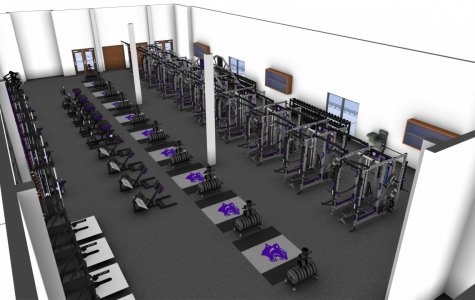 """State of the art"" design released for Fitness Center"