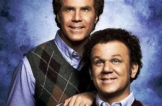 Step brothers unite to create hilarious results