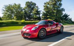 Alfa Romeo redefining exotic cars