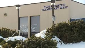 (Blue Mountain Elementary School)