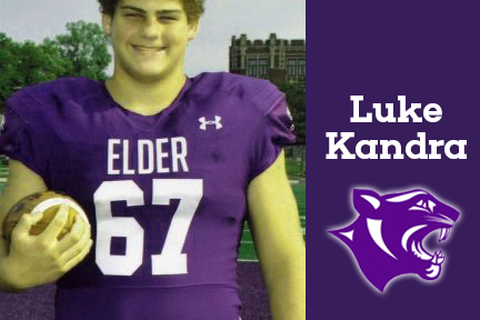 Getting to know Luke Kandra