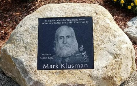 Klusman Memorial: a symbol of remembrance