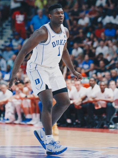Duke Freshman Zion Williamson