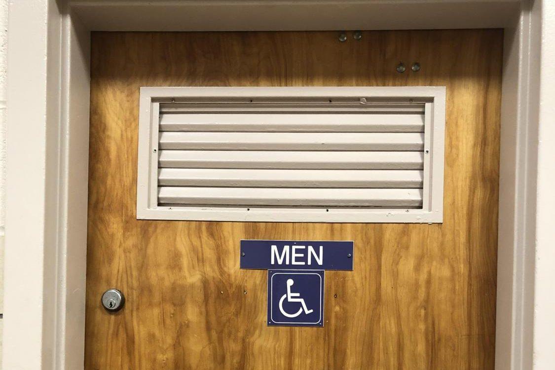 View of the 2nd Floor Bathroom Door