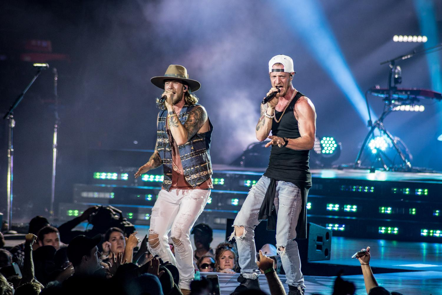 FGL live in Nashville (by Andrew Wendowski/Sounds Like Nashville)