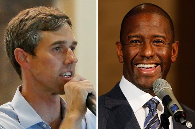 Young+democrats+Beto+O%27Rourke+%28Texas%29+and+Andrew+Gillium+%28Florida%29+both+are+thinking+of+a+2020+presidential+bid.