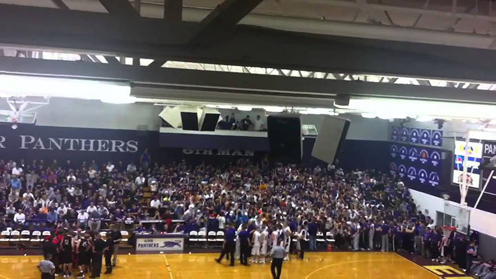 Elder's 6th man back