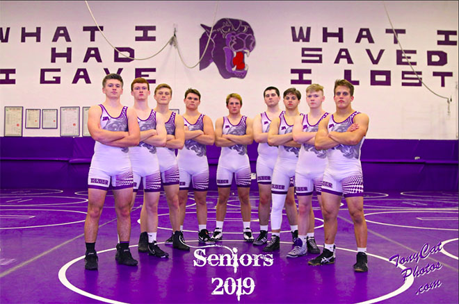 Elder wrestlers preparing for state tournament