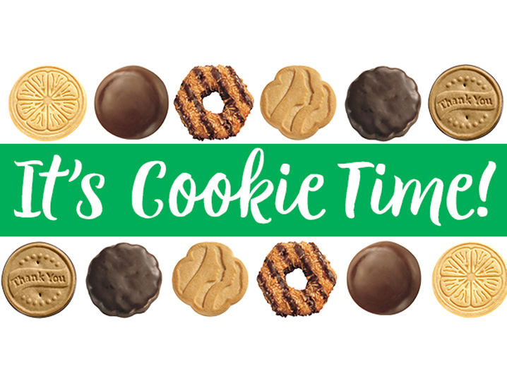 All the favorite flavors are back as cookie season is now in full swing.