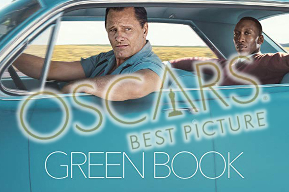 Green Book took home the