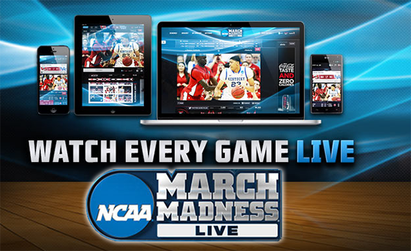 The app that has it all (March Madness Live)