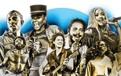 A not so political Grammy Awards