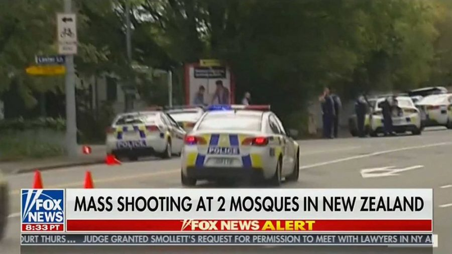 New Zealand attacks indicate hate still evident