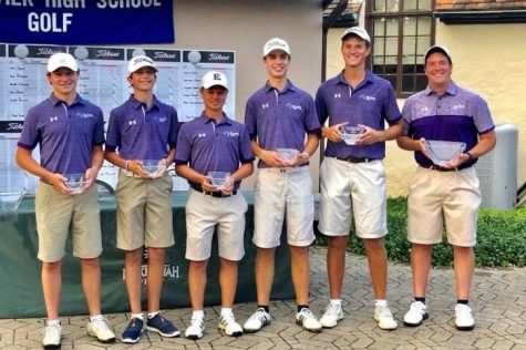 Youth may be taking over Elder golf