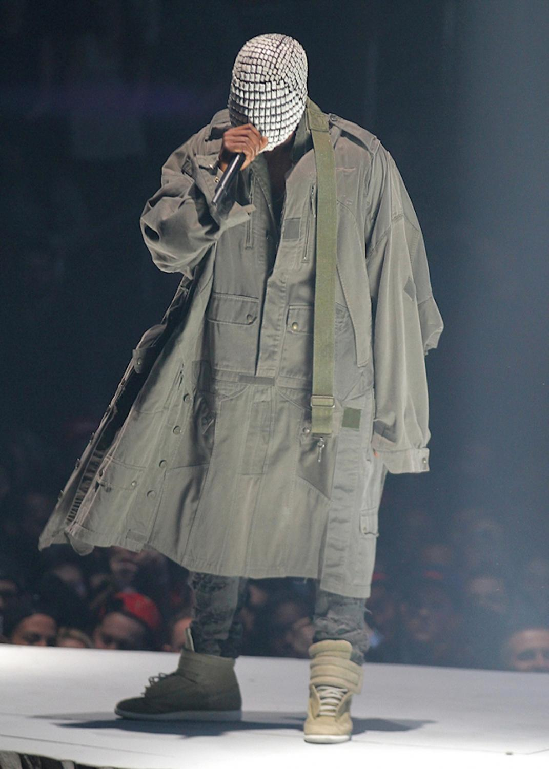 The Purple Quill   Kanye West: The most influential artist