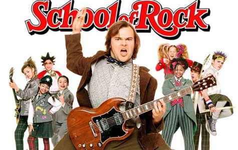 School of Rock is a must see