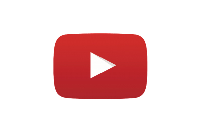 YouTube play icon