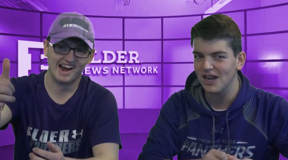 Jack Langen and Adam Duwel, the dynamic Video Production Team Duo