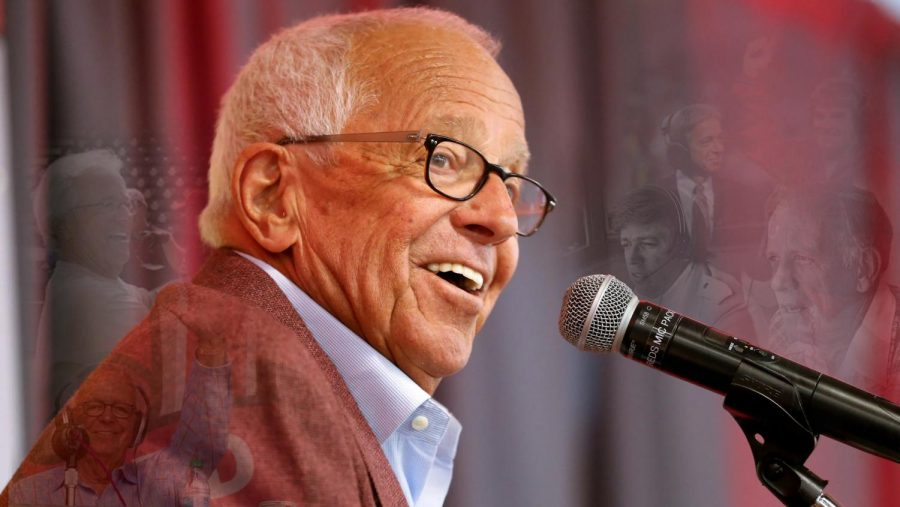 Marty+Brennaman++has+been+a+Cincinnati+staple+for+nearly+half+of+a+century.