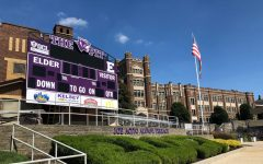 New scoreboard adds to The Pit's history