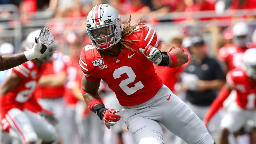 Chase Young, EDGE, Ohio State
