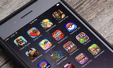 Mobile gaming rises in popularity