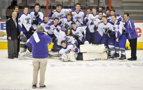 Inside Look: Elder Hockey