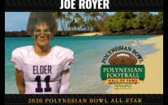 Royer selected to Polynesian Bowl