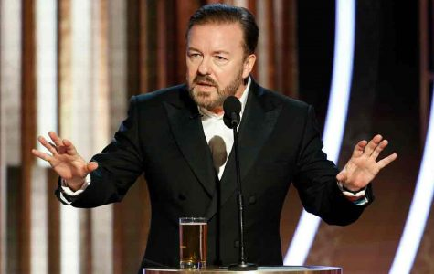 Ricky Gervais's epic opening monologue