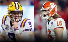 Colossal showdown in The Big Easy