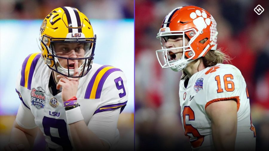 Superstar QB's Joe Burrow and Trevor Lawrence sportingnews.com