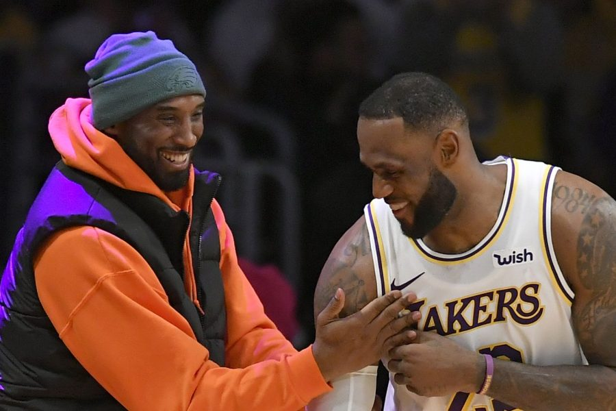 LeBron+passes+Kobe+in+all+time+scoring