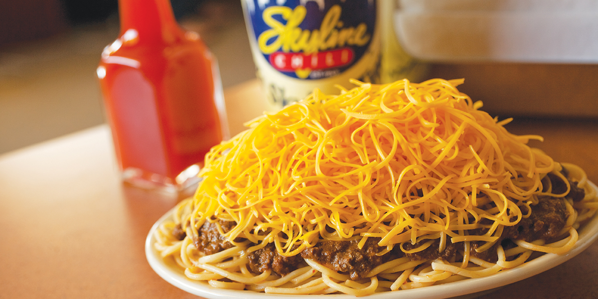 Skyline Chili provided on Tuesday of CSW excited the students