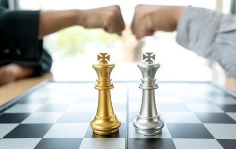 Chess is fun, per seniors
