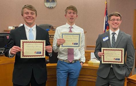 Mock Trial advances to Regional Competition