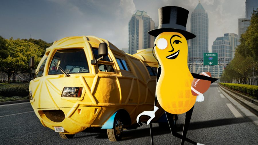 Mr. Peanut dies…just to come back