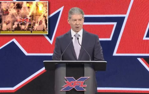 Vince McMahon talking about the reboot and comeback of the XFL for 2020 season