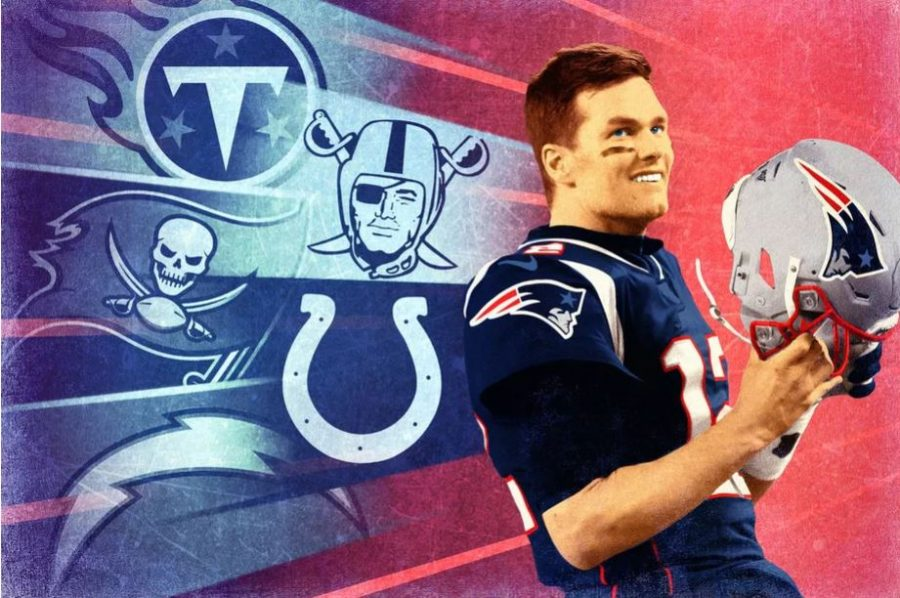Tom Brady free agency speculations and 199 Productions