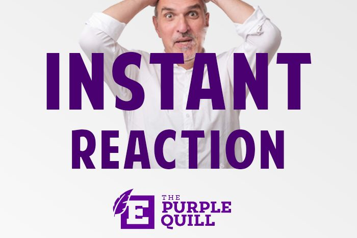 Instant Reaction Episode 1