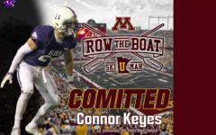 Connor Keyes' journey to the Golden Gophers