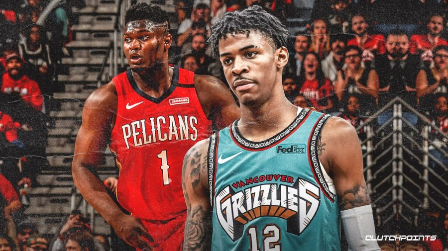 Zion and Morant battle for rookie of the year (clutchpoints)