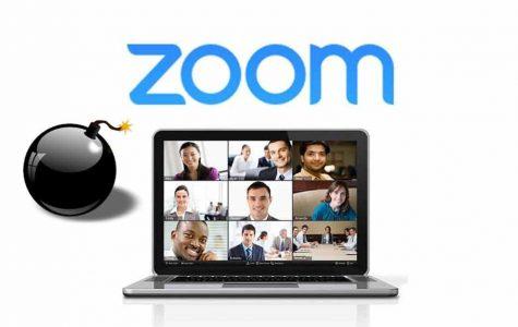 Online attacks of the online learning platform