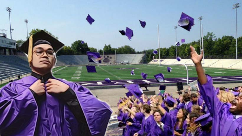 Here's why graduation at the Pit should be here to stay