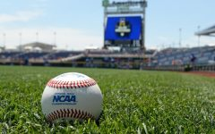 Jun 18, 2016; Omaha, NE, USA; General image before the games in the 2016 College World Series at TD Ameritrade Park. Mandatory Credit: Steven Branscombe-USA TODAY Sports