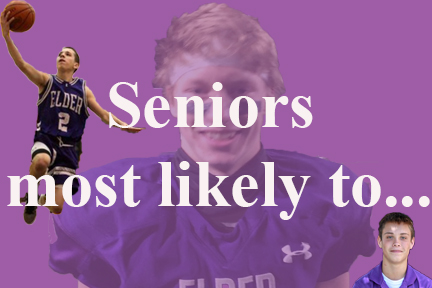 Seniors most likely to...