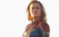 Brie Larson as Captain Marvel