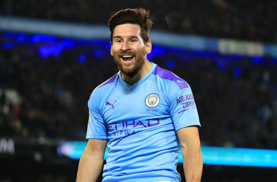 Leo+Messi+in+a+Man+City+Jersey+for+the+first+time+%0APhotoshoped