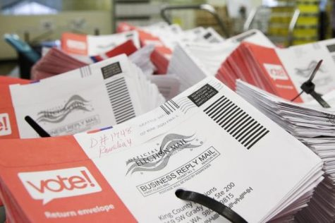 In many states, politicians are fearful of voter fraud with the use of mail-in ballots.